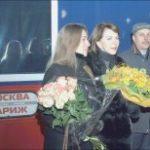 Белорусский вокзал:тест на Париж
