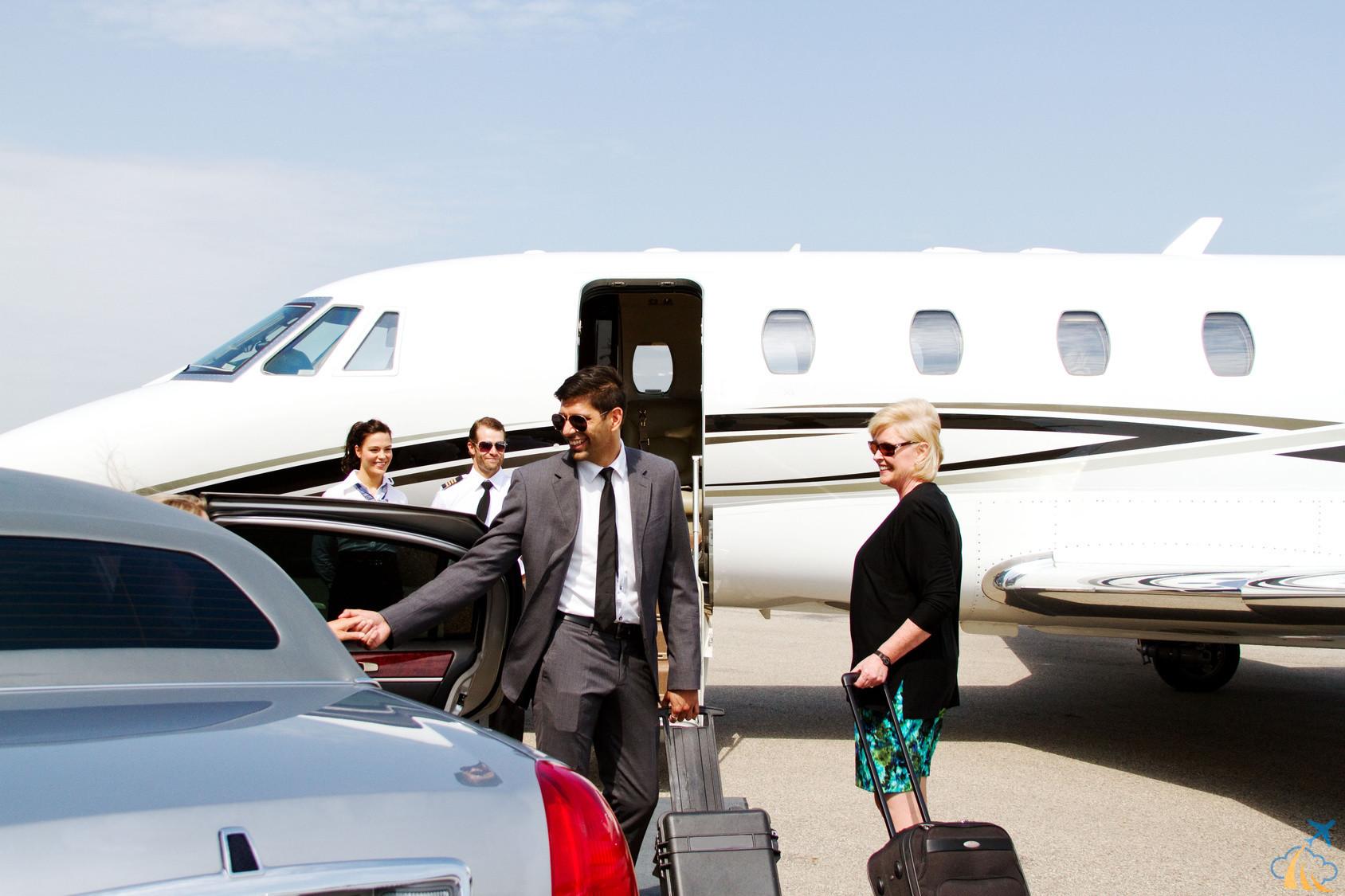 Зачем арендовать частный самолет для путешествия за границу?