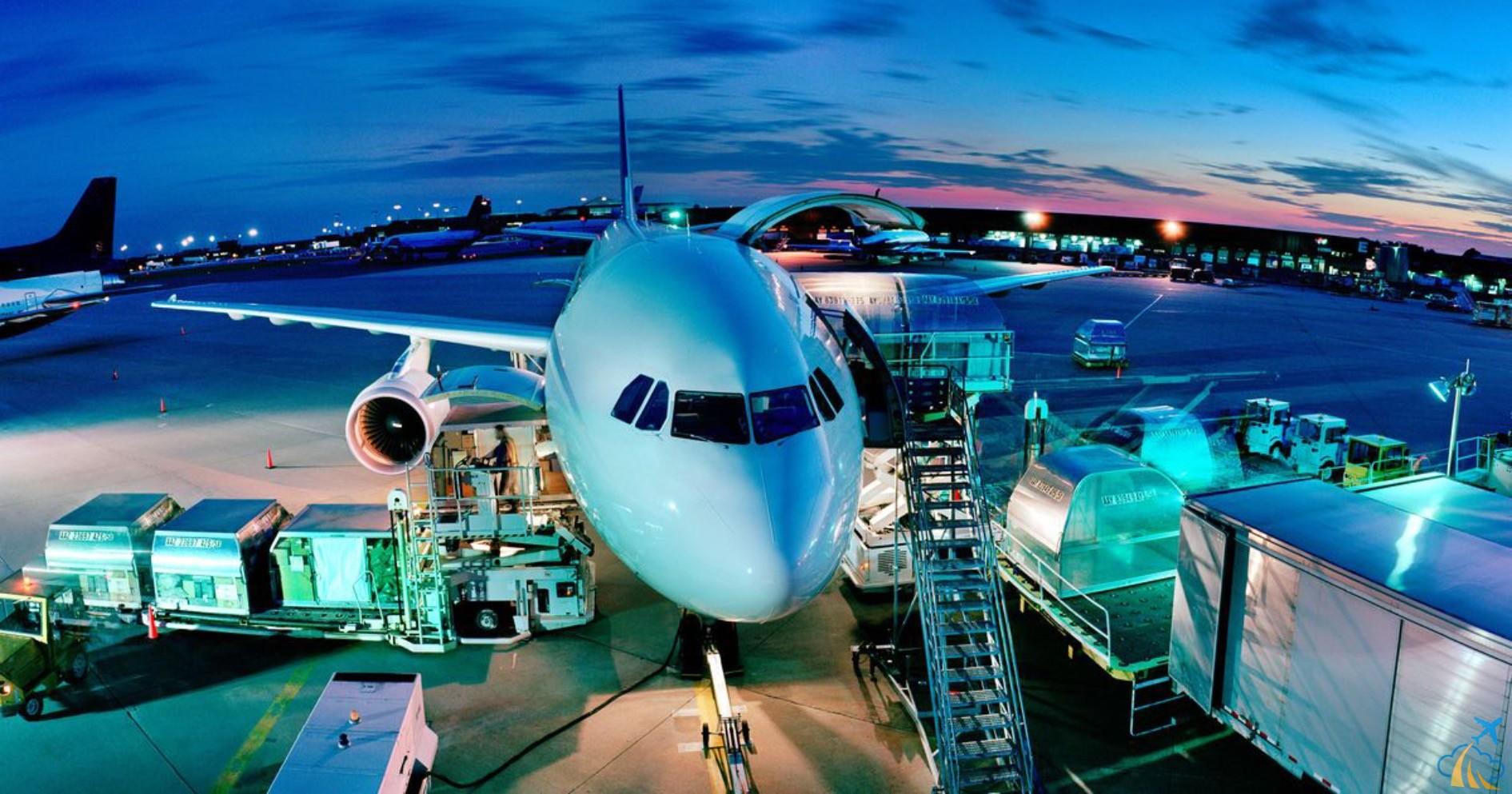 Как производится авиаперевозка грузов: все этапы