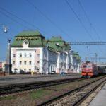 Контейнерные перевозки в Хабаровск