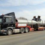 Доставка негабаритных грузов в Якутию