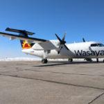 Wasaya Airways Adds World's first Dash 8-100 Package Freighter to its fleet
